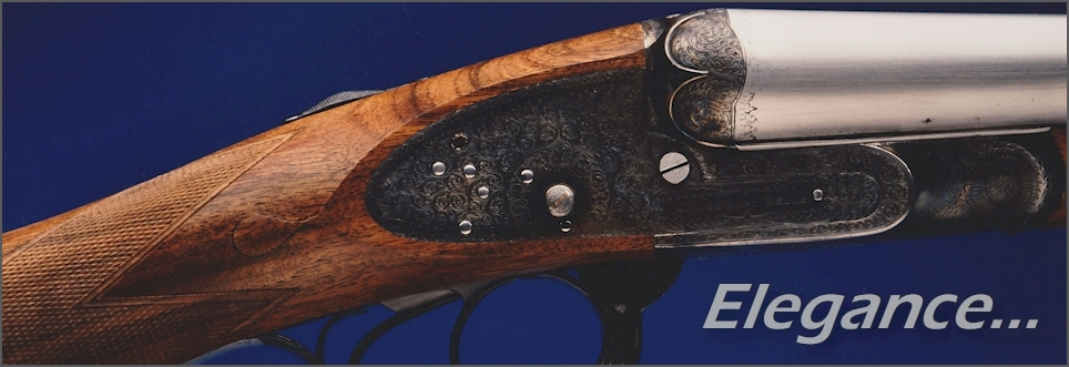 Hodgins Gunstocks - Superior Design.  Quality craftmanship.  Timeless elegance.